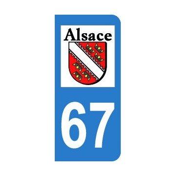 Alsace 67 Bas Rhin