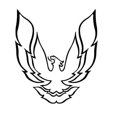 Aigle Pontiac Trans Am 1989