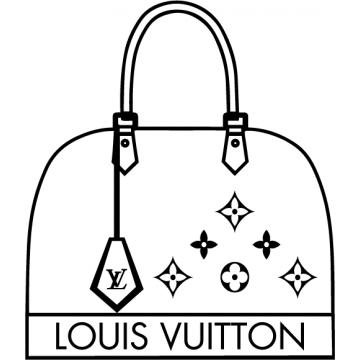 Le sac Louis Vuitton (20 cm...