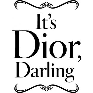 Dior Darling (20 cm minimum)