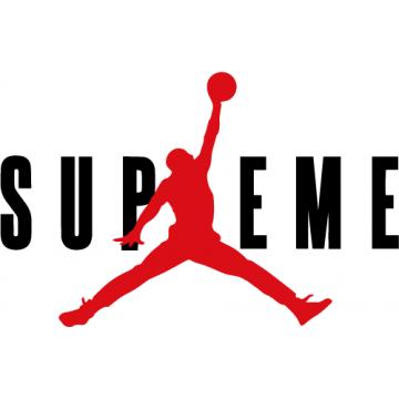 Supreme x Jordan Jumpman...