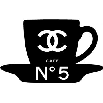 Chanel café (20 cm minimum)