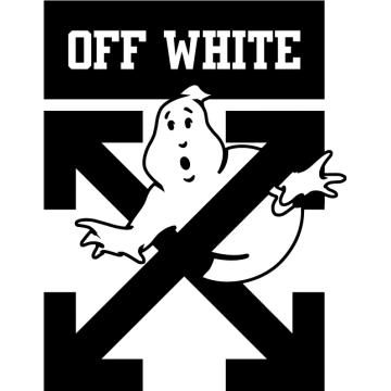 Off White x Ghostbusters
