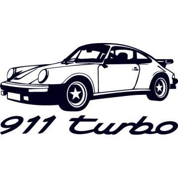 Porsche 911 voiture (20 cm...