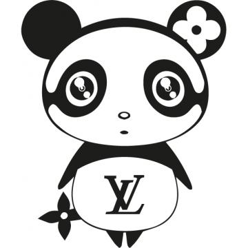 Panda x Vuitton
