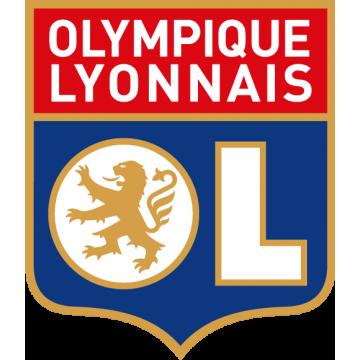 Olympique Lyonnais couleurs