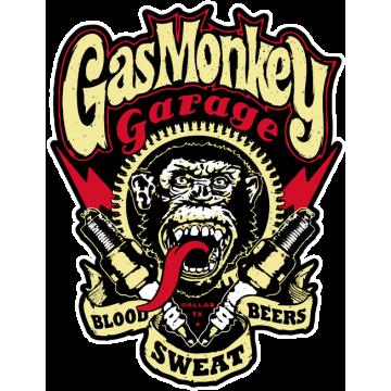 Gas Monkey blood beers