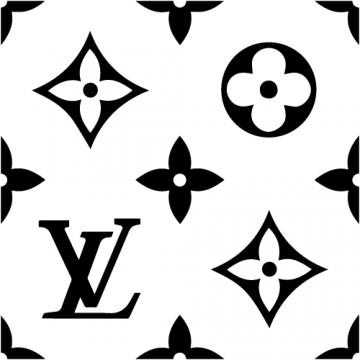Vuitton frame