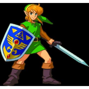 Link of Zelda