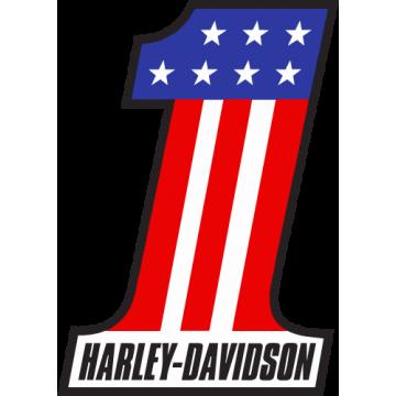 Harley Davidson One colors