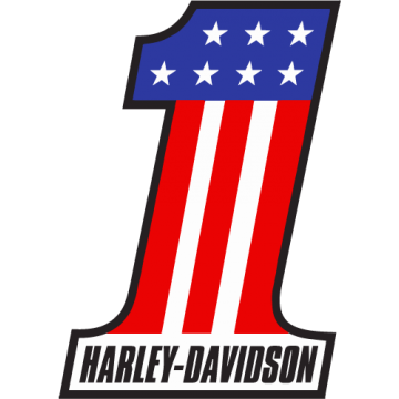 Harley Davidson One couleurs