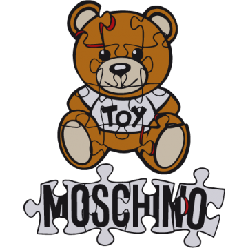 Moschino toy couleurs colors