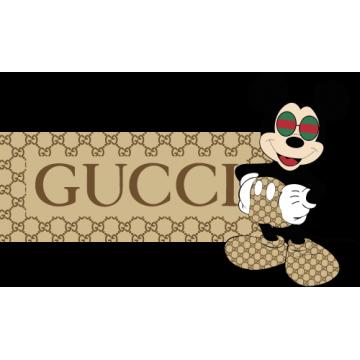 Mickey x Gucci (20 cm minimum)