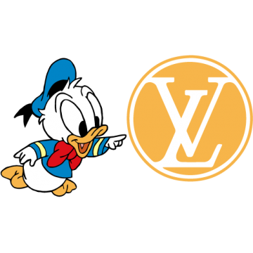 Baby Donald x Louis Vuitton