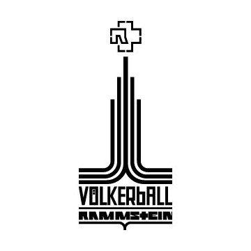 Rammstein logo Volkerball