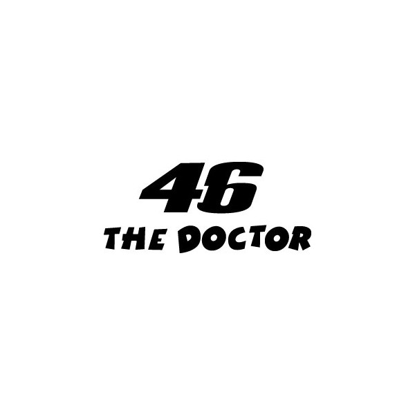 Valentino Rossi - 46 The Doctor