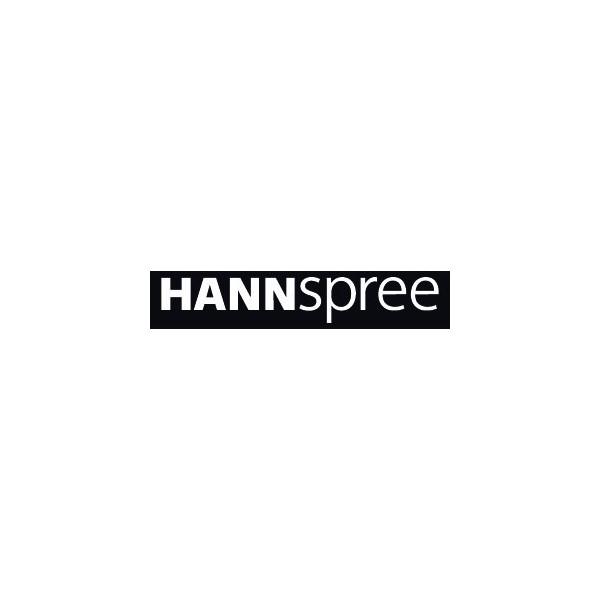 Hannspree Logo: Passion Stickers