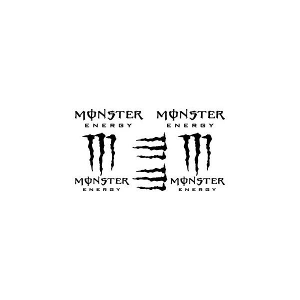 Kit monster energy
