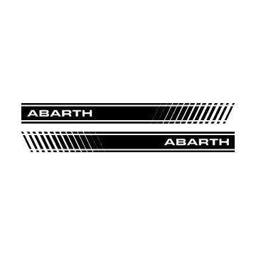 Bas de porte Fiat Abarth