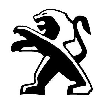 Peugeot Logo 2010