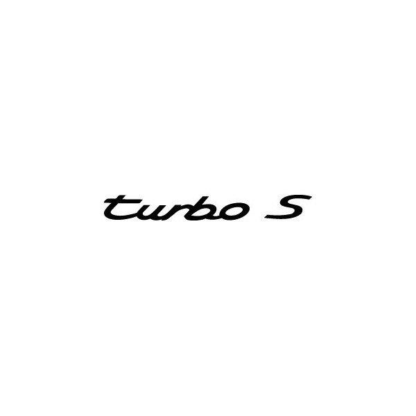 Porsche Turbo S 1992