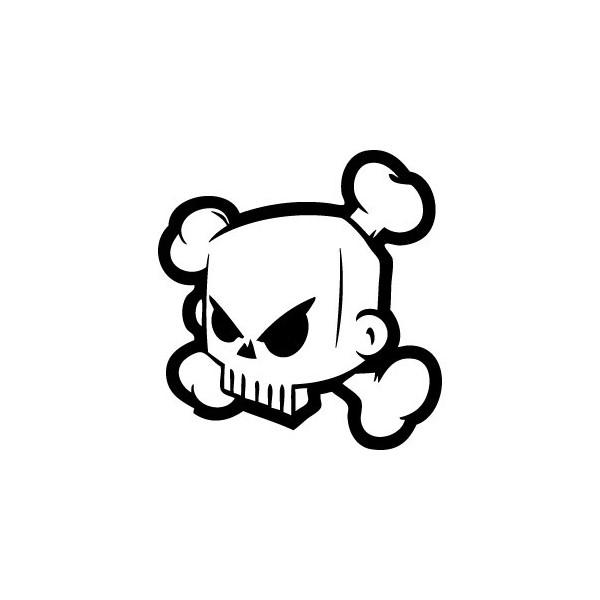 Ken Block Skull